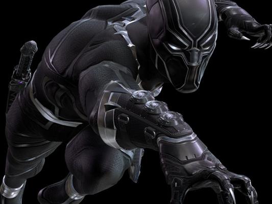 VR游戏《漫威联合力量VR》新增超级英雄黑豹