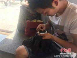 厉害了!28岁小伙街边补衣服为生,靠这手艺在杭州成功买房!