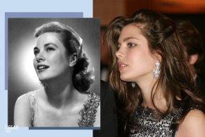 延续Grace王妃之美,摩纳哥公主复刻外婆经典造型