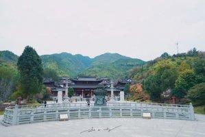 """温州最""""任性""""的寺庙,建筑风格与众不同,还不设大雄宝殿"""