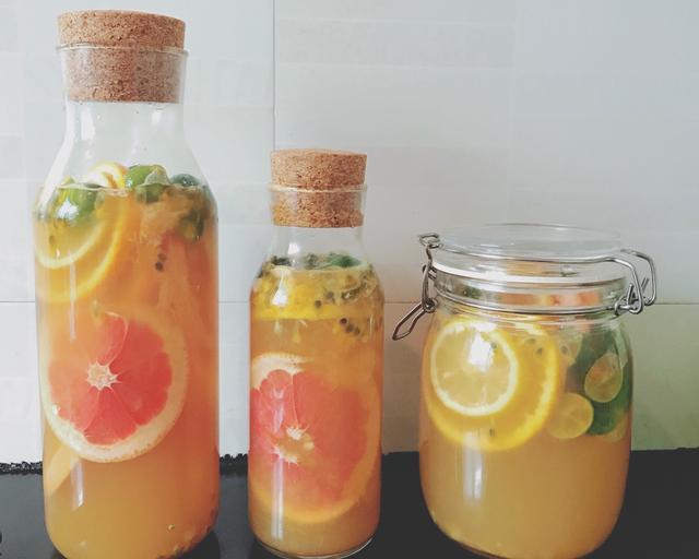 教你6款非常好喝饮料的做法,学会自己做,够喝一夏天