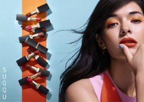 """""""日式折纸般轻巧自由的色彩游戏""""SUQQU 2020年春季彩妆系列 1月"""