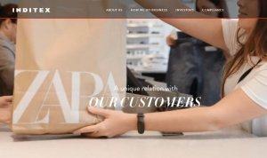Zara的母公司有史以来第一次出现亏损,但库存水平下降了10%