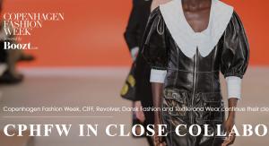 """哥本哈根时装周将采用""""实体+数字""""相结合的模式举办"""
