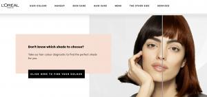欧莱雅与谷歌合作:通过Google搜索美容产品的消费者提供虚拟试妆