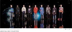 Dior在北京发布最新男装系列 用中国刺绣呈现美式涂鸦?