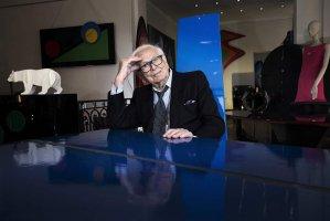 快讯|98岁的皮尔・卡丹在巴黎去世,他是全球最知名也是最富争议的时装设计大师之一