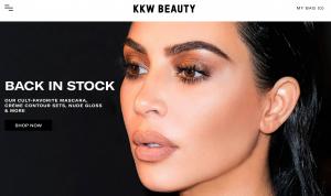 Coty 宣布完成收购金・卡戴珊个人美妆品牌 KKW Beauty 20%股份