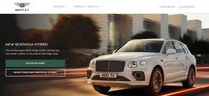 宾利汽车2020年销量创历史新高,中国销量飙升48.5%