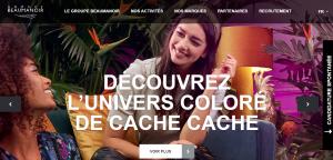 法国女装品牌 Cache Cache的中国业务被私募基金中科通融收购
