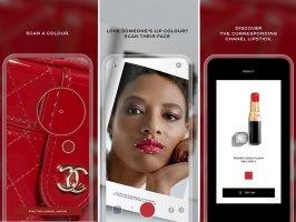 "Chanel 内部藏着一个""科技公司""!自主研发的虚拟试妆 App正式推出"