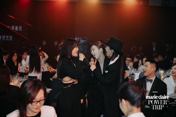 嘉人女性影响力之夜点亮上海 ――首个全女性阵容时尚盛典亮相