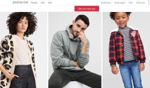 美国订阅式时尚电商 Stitch Fix 最新季报:净销售额增长 44%推动股价大涨
